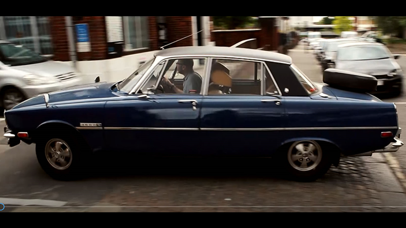 "Nick Rhodes Rover V8 appears in The Fluffy Jackets music video ""Everything must change"" (feat. Manny Charlton)"