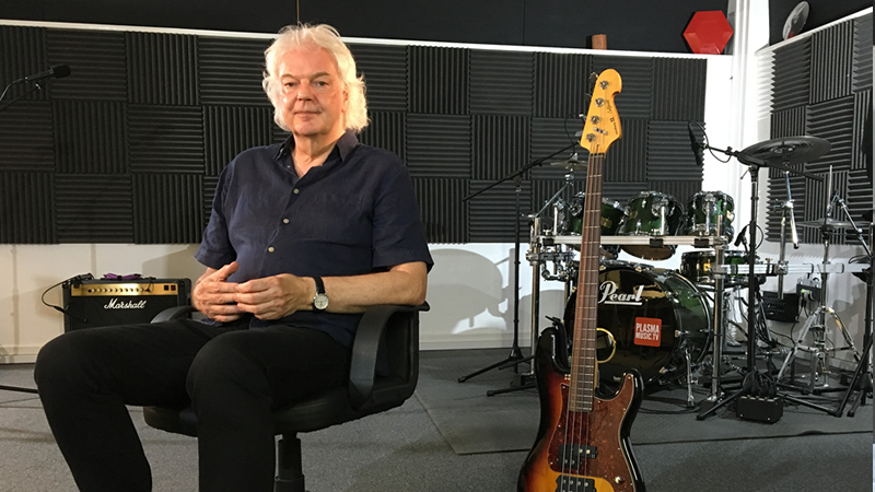 Bassist Neil Murray (Whitesnake, Black Sabbath, Snakecharmer) appears in the 'Something from Nothing' movie (2019), talking about his life and career in music.