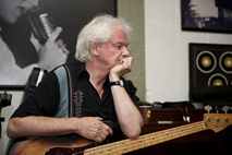 Neil Murray at Sun Studio