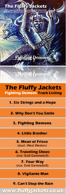 Fighting Demons, released March 2014