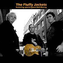 The Fluffy Jackets feat. special guest Neil Murray, EP released June2007